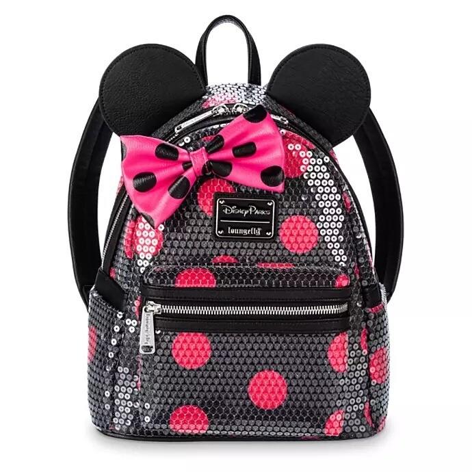 Bolsa Mochila Minnie Mouse RS00