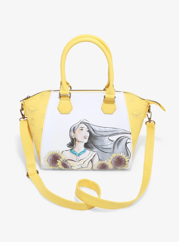 Bolsa Pocahontas Amarilla