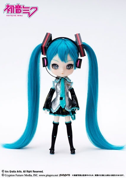 Muñeca Hatsune Miku Mini