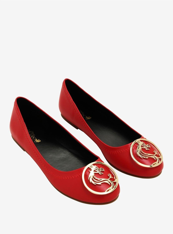 Zapatos Mulan Colores