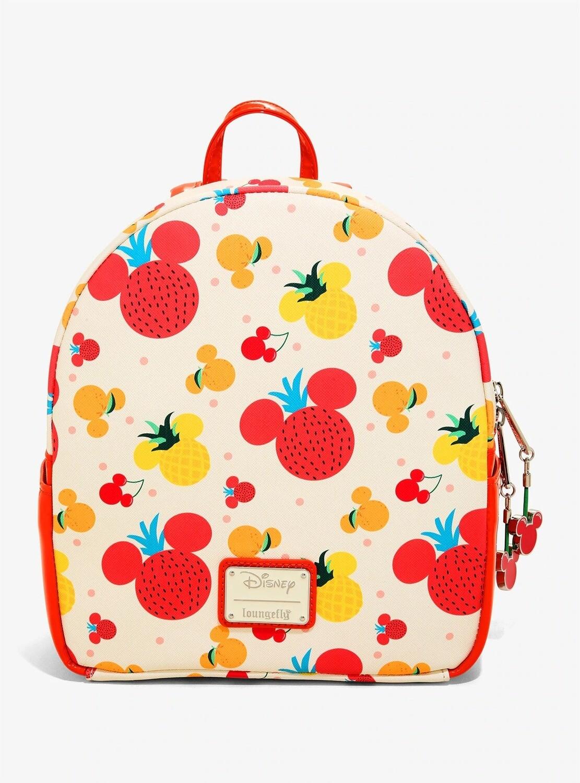 Mochila Mickey Mouse Frutas X