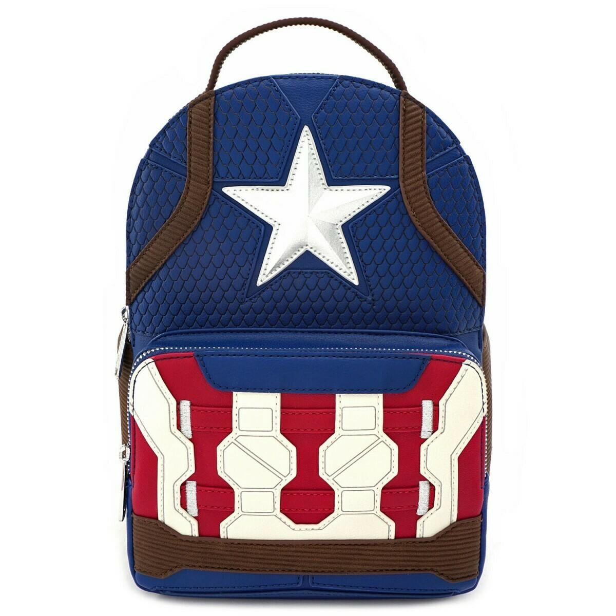 Bolsa Mochila Marvel Capitan America