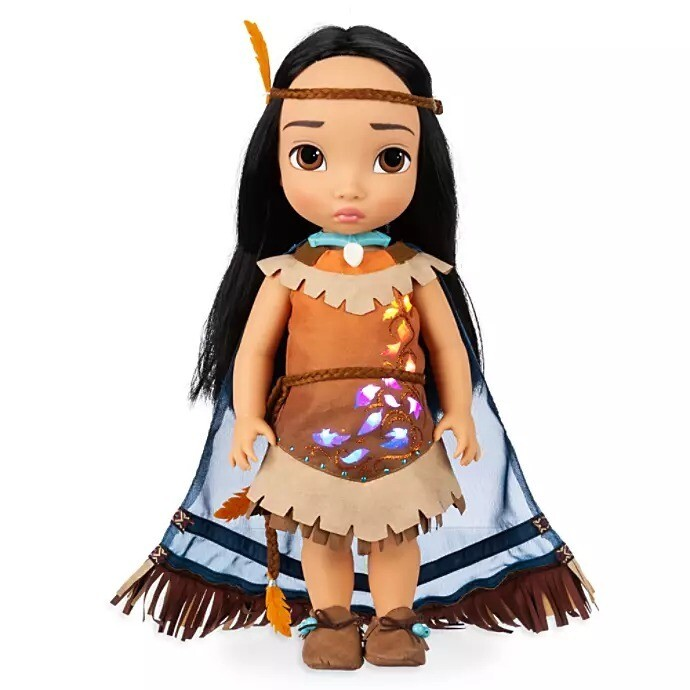 Muñeca Niña Pocahontas