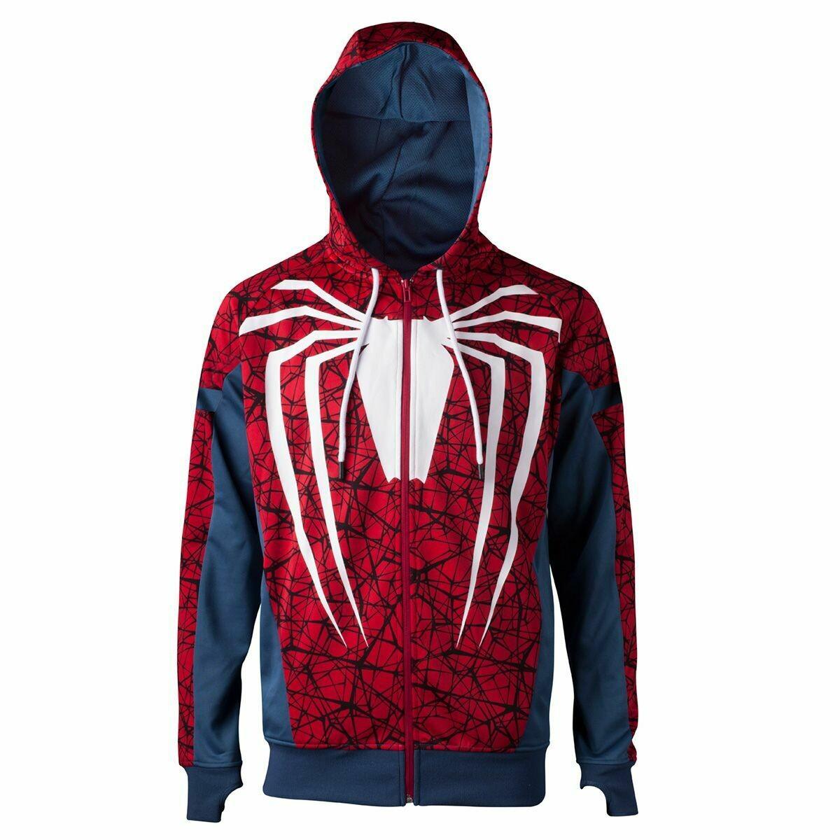 Sudadera SpiderMan PS4