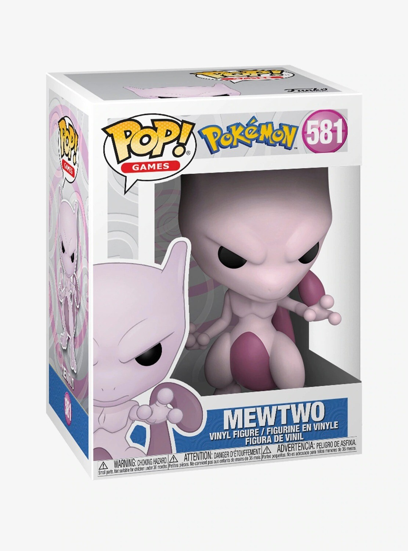 Figura POP MEWTWO 581