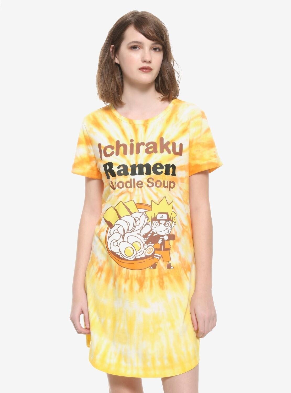 Camison Pijama Naruto Ramen