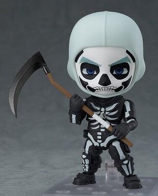 Nendoroid - Fortnite Skull Trooper