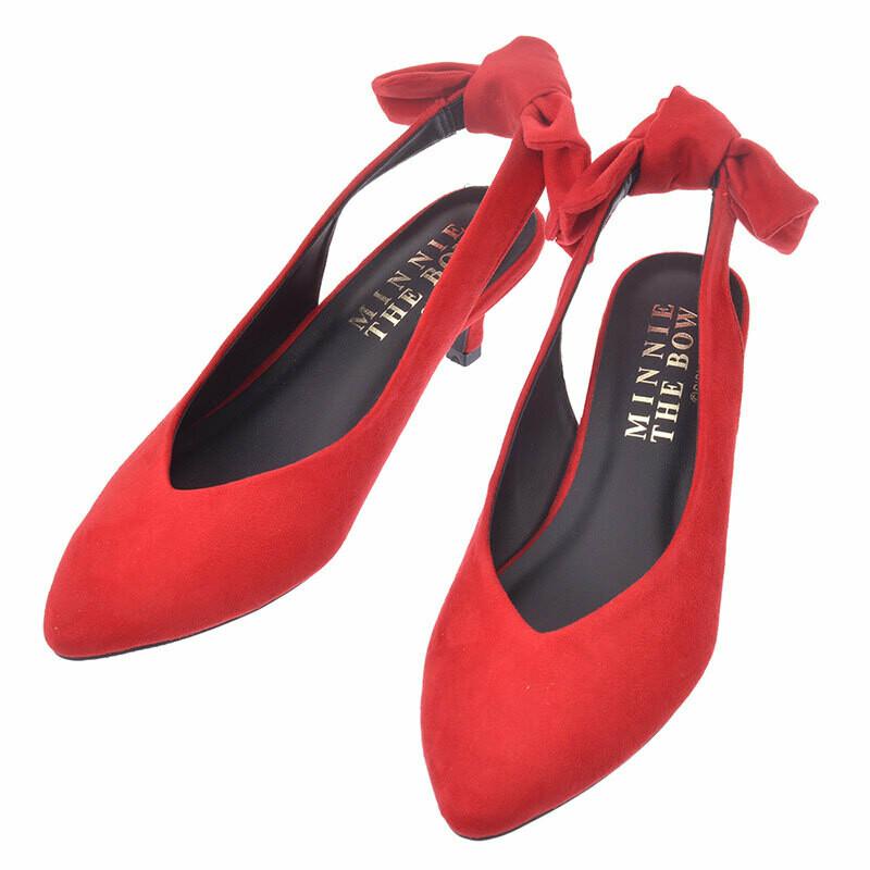 Zapatos Minnie Mouse Rojo EXS