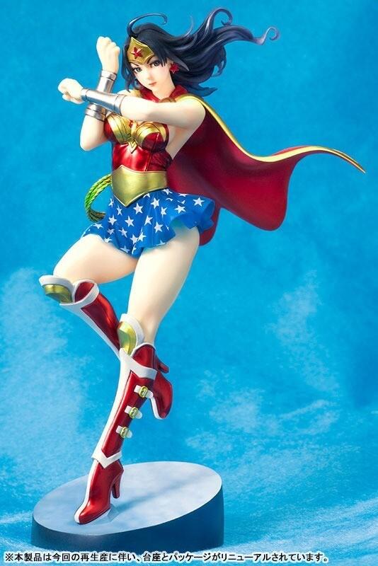 Bishoujo Wonder Woman