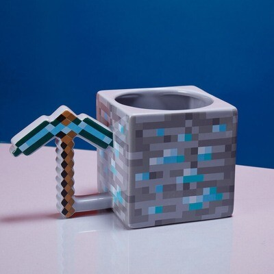 TAZA Minecraft Exclusiva