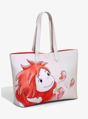 Bolsa Ponyo Ghibli X08