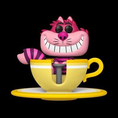 Figura POP Gato Alicia Taza