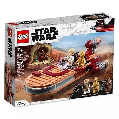 Lego Star Wars Luke Skywalker's C3