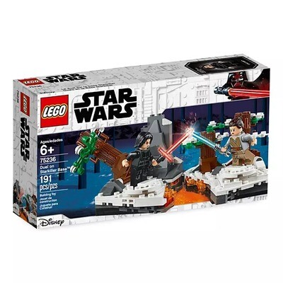 Lego Star Wars Starkiller FA
