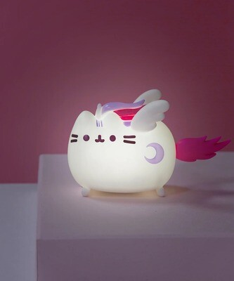 Lampara Pusheen Unicornio