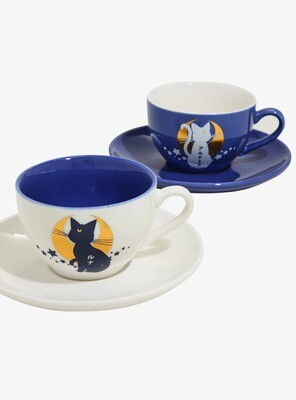 Taza Sailor Moon Luna & Artemis