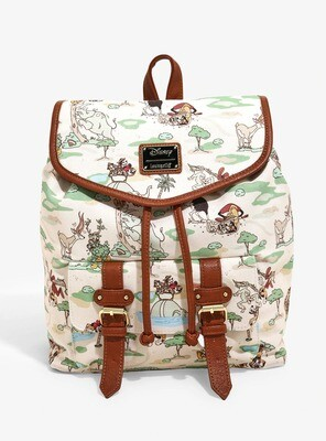 Bolsa Mochila Mickey Safari X00