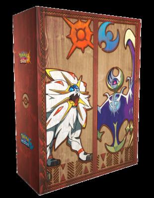 Pokemon Sun/Moon Baul Coleccionista
