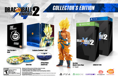 Dragon Ball Xenoverse 2 Edicion Limitada