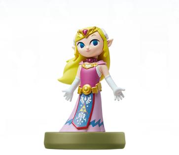 Amiibo Zelda Wind Waker