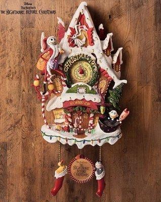 Reloj de Pared nightmare before christmas