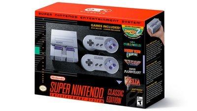 Super Nintendo Consola Clasica