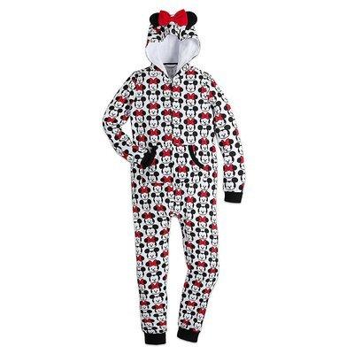 Pijama Tipo Kigurumi Minnie Mouse