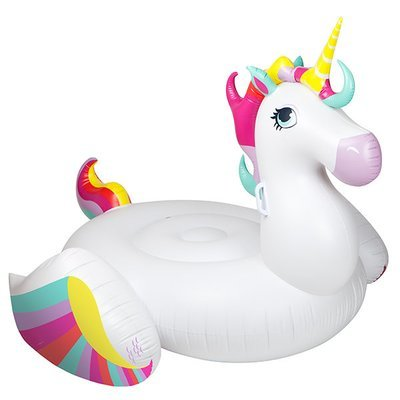Unicornio Hermoso Flotante