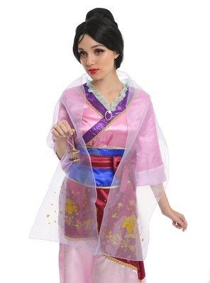 Cosplay Vestido Mulan