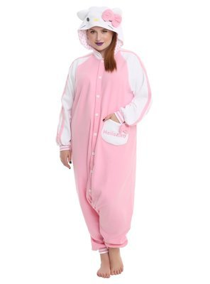 Kigurumi Hello Kitty E01