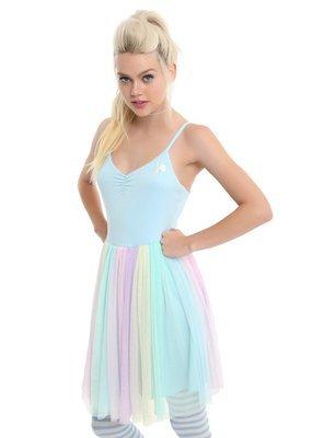 Vestido Cosplay Rainbow Dash