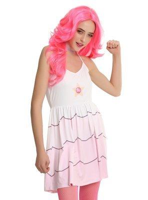 Vestido Cosplay Rose