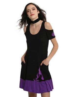 Vestido Cosplay Malefica E01