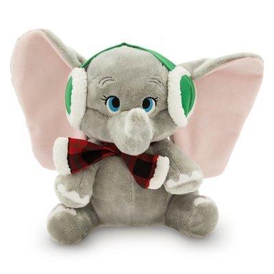Peluche Dumbo Navidad