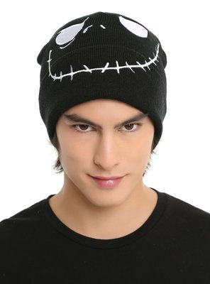 Gorro Jack Skellington