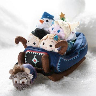Peluchitos Navideños Frozen