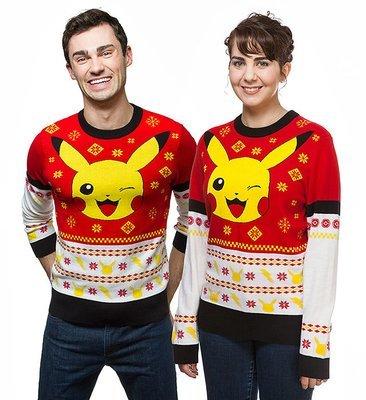 Sueter Navideño Pikachu