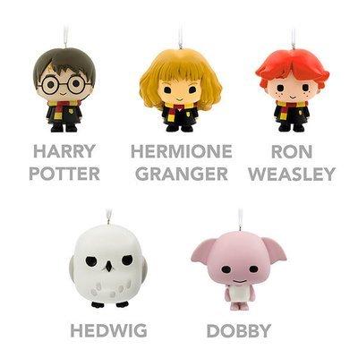 Adornos Navideños Harry Potter