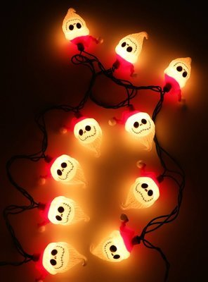 Luces Santa Jack Limitadas