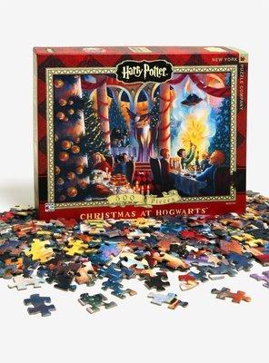 Rompecabezas Navideño Harry Potter