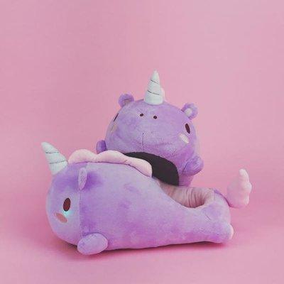 Pantuflas Unicornio Bebe