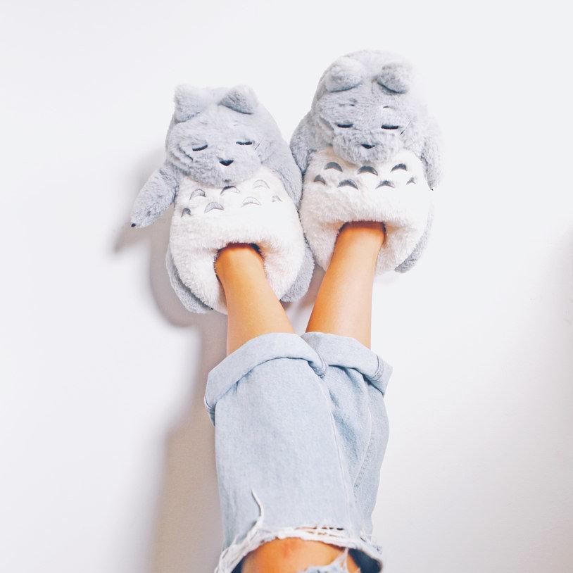 Pantuflas Totoro L07