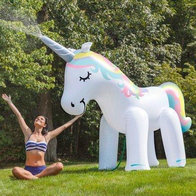Inflable Gigante Unicornio