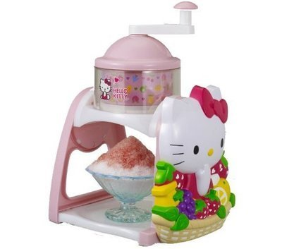 Maquina Helados Hello Kitty