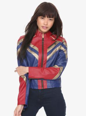 Chamarra Capitan Marvel