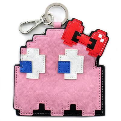 Monedero Llavero Pacman Hello Kitty
