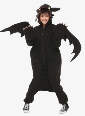 Kigurumi Entrenando a tu Dragon