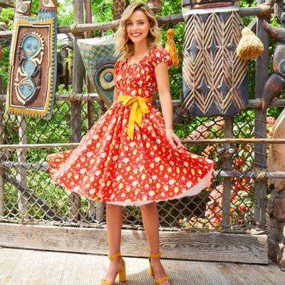 Vestido Disney Kawaii X00