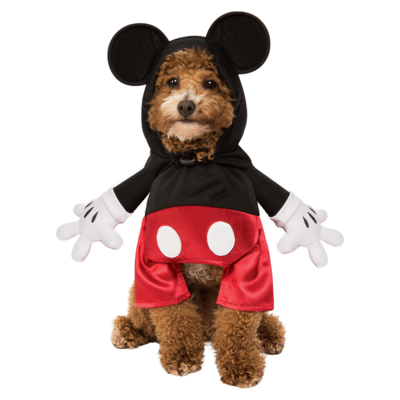 Cosplay Perrito Mickey Mouse