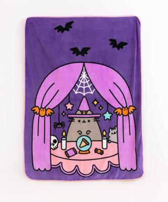 Manta Pusheen Halloween